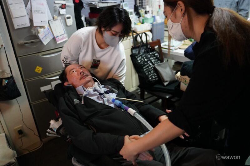 介助者不足を解消するために、私は動く。/岡部宏生さんインタビュー3回目