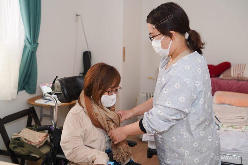 「介助と青春の狭間で―自らボランティアグループ作り」登り口倫子さん1回目